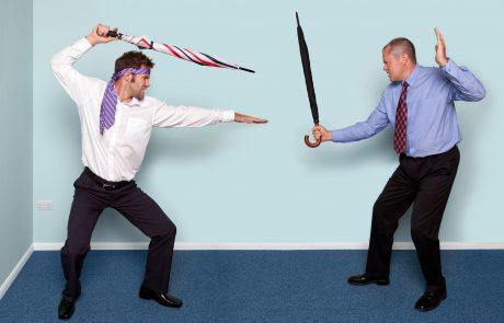 התמודדות עם סכסוך בין שותפים בעסק על ידי גישור