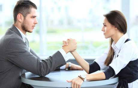 סכסוך שותפים וניהול שותפות